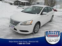 2014 Nissan Sentra 1.8 SV! ONLY 30 KM! Clean CP! Bluetooth!