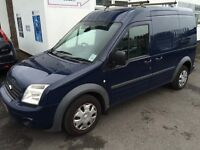 2009 Ford Transit Connect T230 Trend 1.8TDCI Lwb High roof Van