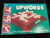 UP WORDS GAME