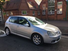 2004 VW GOLF 2.0 FSI HEATED SEATS STARTS AND DRIVES EXCELLENT CONDITION