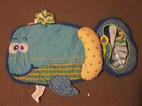Infantino fish waterplay playmat