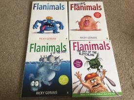 FLANIMALS BOOKS