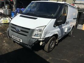 2008 FORD TRANSIT 280 SWB LR (MANUAL DIESEL)