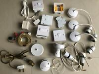 Various electrical sockets and switches. £10 the lot. Collect Chichester