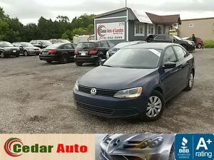 2013 Volkswagen Jetta Trendline Plus - 1 Owner - Back to School