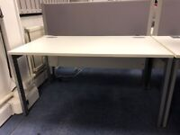 FREE White Office Desk