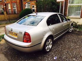 Skoda superb 1.9 tdi 2006 diesel 6 speed manual 130 bhp
