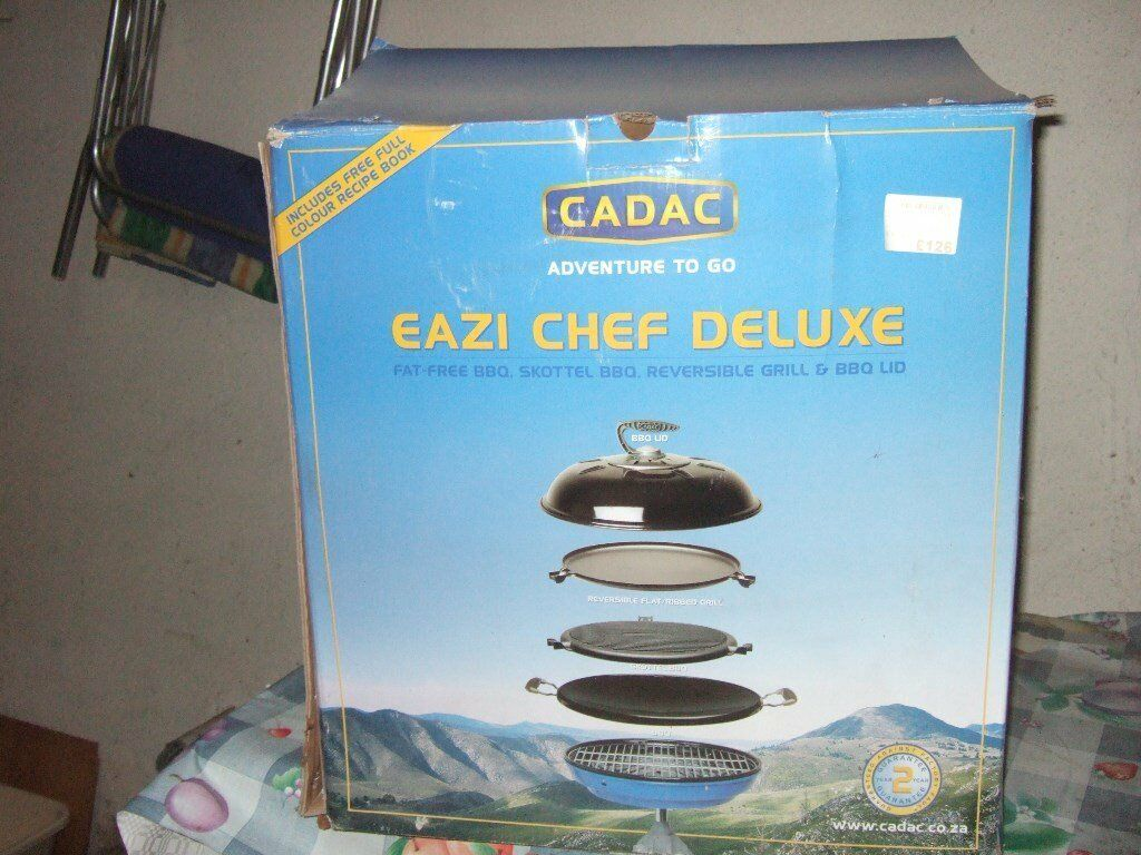 Cadac Adventure To Go.Gas Bbq Cadac Eazi Chef 8250 Adventure To Go In Leicester Leicestershire Gumtree