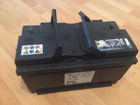Ford battery , Clio battery , spare tyre and jag
