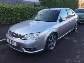 2004 Mondeo Titanium x limited edition. 2.2 tdci 155bhp. Factory St body kit. Immaculate