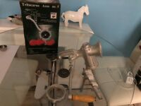 Brand new Meat Grinder Vegetable Grinder