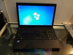 Used Acer Aspire 5253 Laptop with HDMI, Webcam and Wireless for Sale, Can deliver