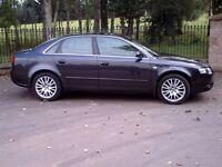 2007 Audi A4 SE Tdi 140 4 Door Saloon