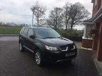 Mitsubishi Outlander elegance 7 seater 2.0 Low mileage