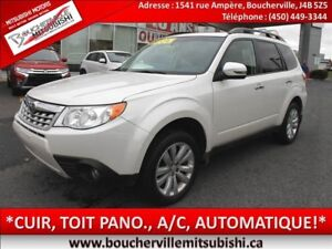 2012 Subaru Forester *CUIR, TOIT PANORAMIQUE, 2, 5L*