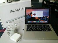 Latest Apple MacBook Pro 13' 2.5Ghz Core i5 4GB 120GB SSD Adobe CC Master Suite 2018 Final Cut Pro X