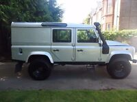 2009 (09) Land Rover Defender 110 County Utility Wagon - Great Condition – Long MOT – 49k Mileage