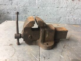 Vintage Made In England Vice / Record? / Good Little Vice / W-R