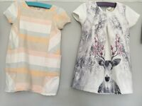Bundle of girls clothes aged 2-4