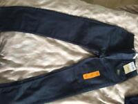 Skinny jeans Age 9/10