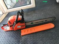 Timber pro chainsaw