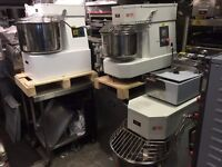 COMMERCIAL CATERING BAKERY PIZZA 20 LT NEW DOUGH MIXER FAST FOOD RESTAURANT CAFETERIA CHICKEN SHOP