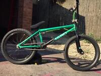 Fully custom haro bmx