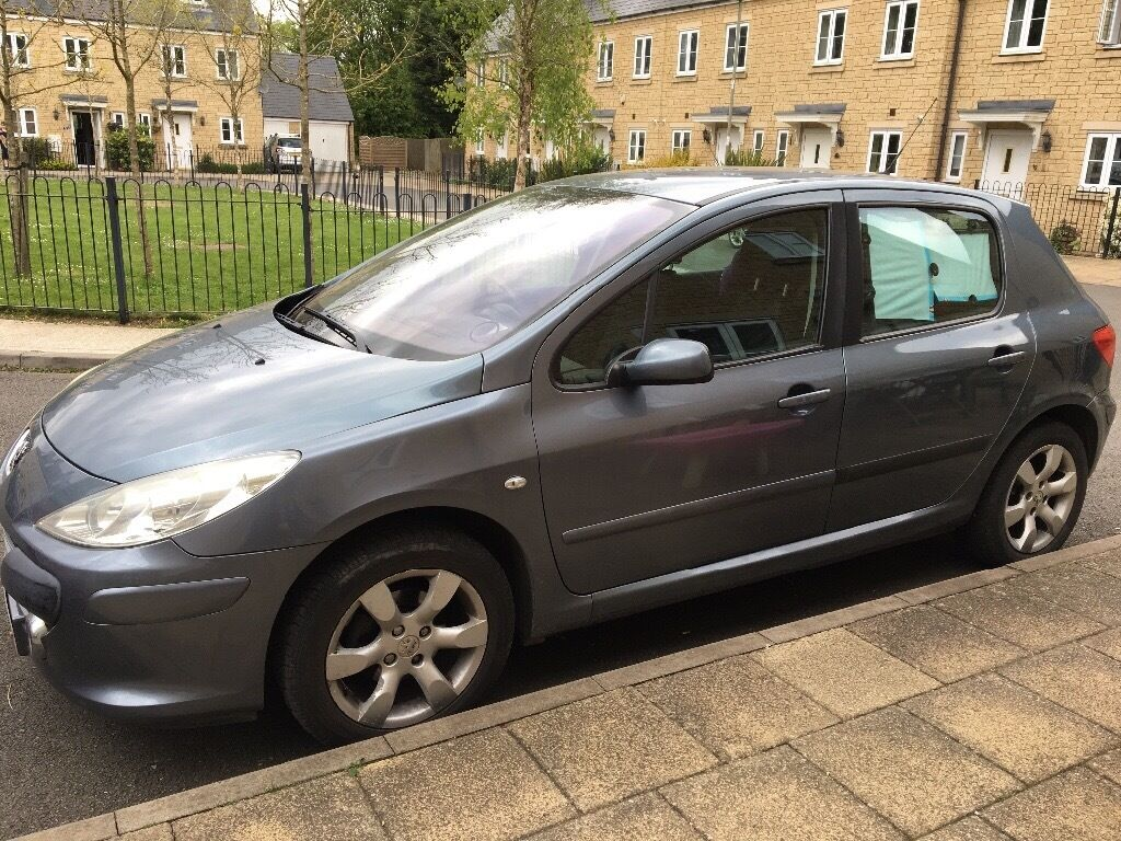 Peugeot 307 hdi 56 plate for sale or swap   in Chipping Norton ...