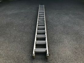 Clima 32 Rung Aluminium Ladder