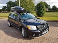 very well looked after Dodge caliber 2ltr turbo family car