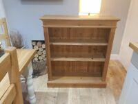 Quality Pine Bookcase
