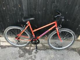 Townsend Destiny Mountain Bike. Good condition. Serviced, Free Lights, Lock & Delivery.