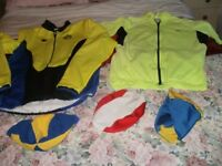 Gents Cycling Gear (WINTER & SUMMER )