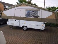 FOLDING CAMPER / TRAILER TENT WANTED conway . pennine. trigano etc