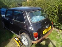 classic rover austin MINI THIRTY project spares or repair rare