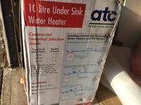 10 litre under sink water heater