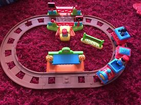 Happyland Train Set, fully working, excellent condition
