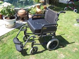 Mobility Wheelchair.