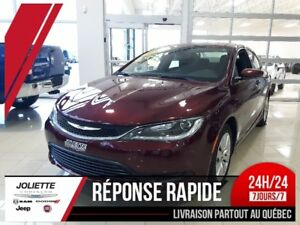 2016 Chrysler 200 LX 4 PORTES BLUETOOTH RÉGULATEUR DE VITESSE AI
