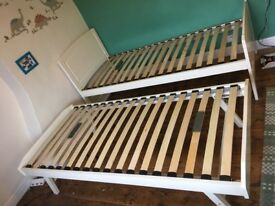 Quality single bed with Trundle