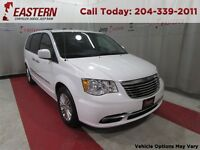 2015 Chrysler Town & Country 3.6L V6 NAV SUNROOF PWR SEAT UCONNE