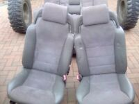 Landrover Discovery Td5 leather interior