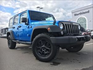 2015 Jeep WRANGLER UNLIMITED Sport 3.6L V6