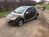 SMART FORFOUR 1.1 PASSION 2005 1 YEARS MOT PAN SUNROOF FULLY LOADED DRIVES SUPERB