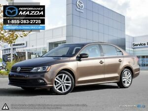 2015 Volkswagen Jetta Sedan Highline W/ NAVI HIGHLINE W/NAVI