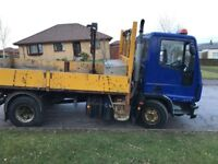 Iveco Eurocargo Automatic Tipper *low mileage*