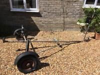 FREE Road trailer for sailing dinghy