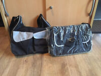 Two Baby changing bags