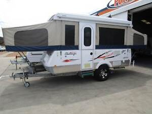 Golf Bush Challenger 2012 13'6'' Expanda Camper Trailer Port Lincoln Port Lincoln Area Preview