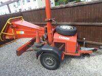 camon c250 wood chipper